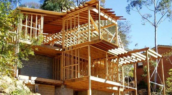 Roseville, sydney granny flat build