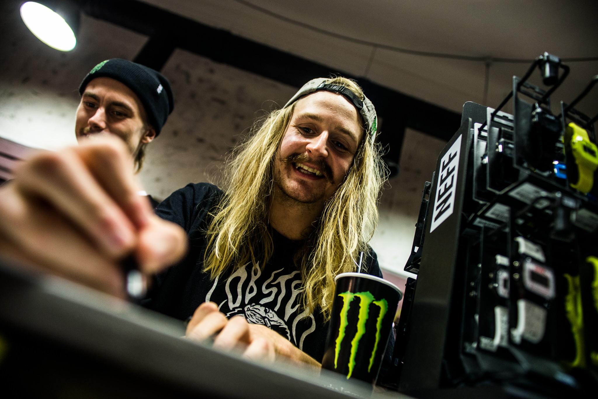 @Monster Energy @fogytos