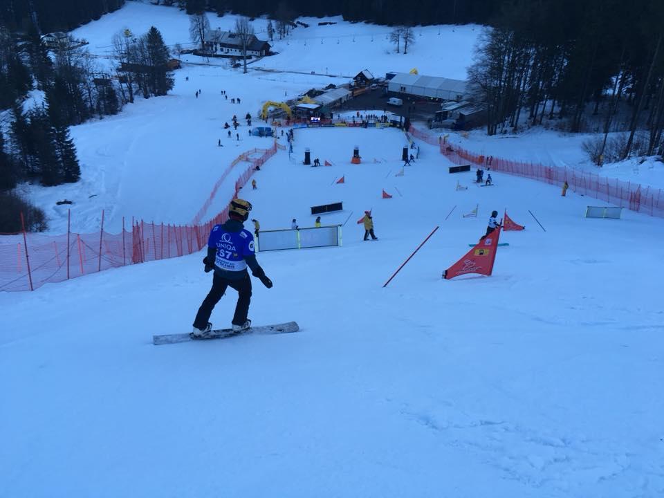 FIS Snowboard Világkupa Lackenhof