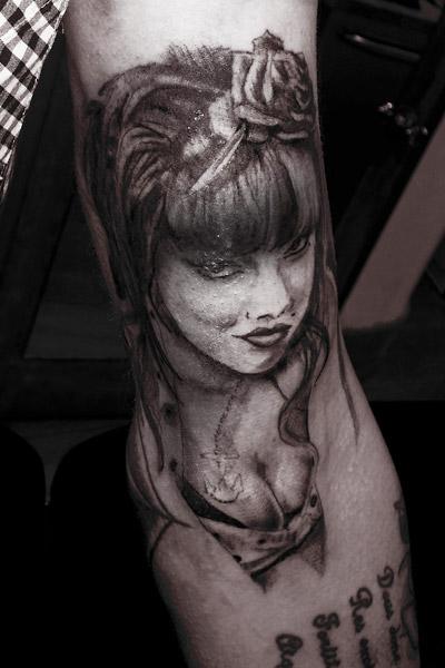 Tattoo Living Image
