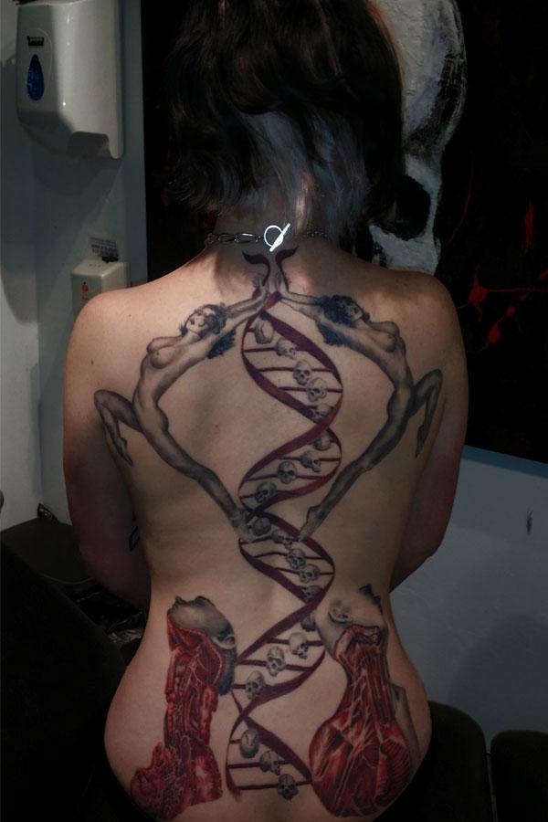 DNA Dancers