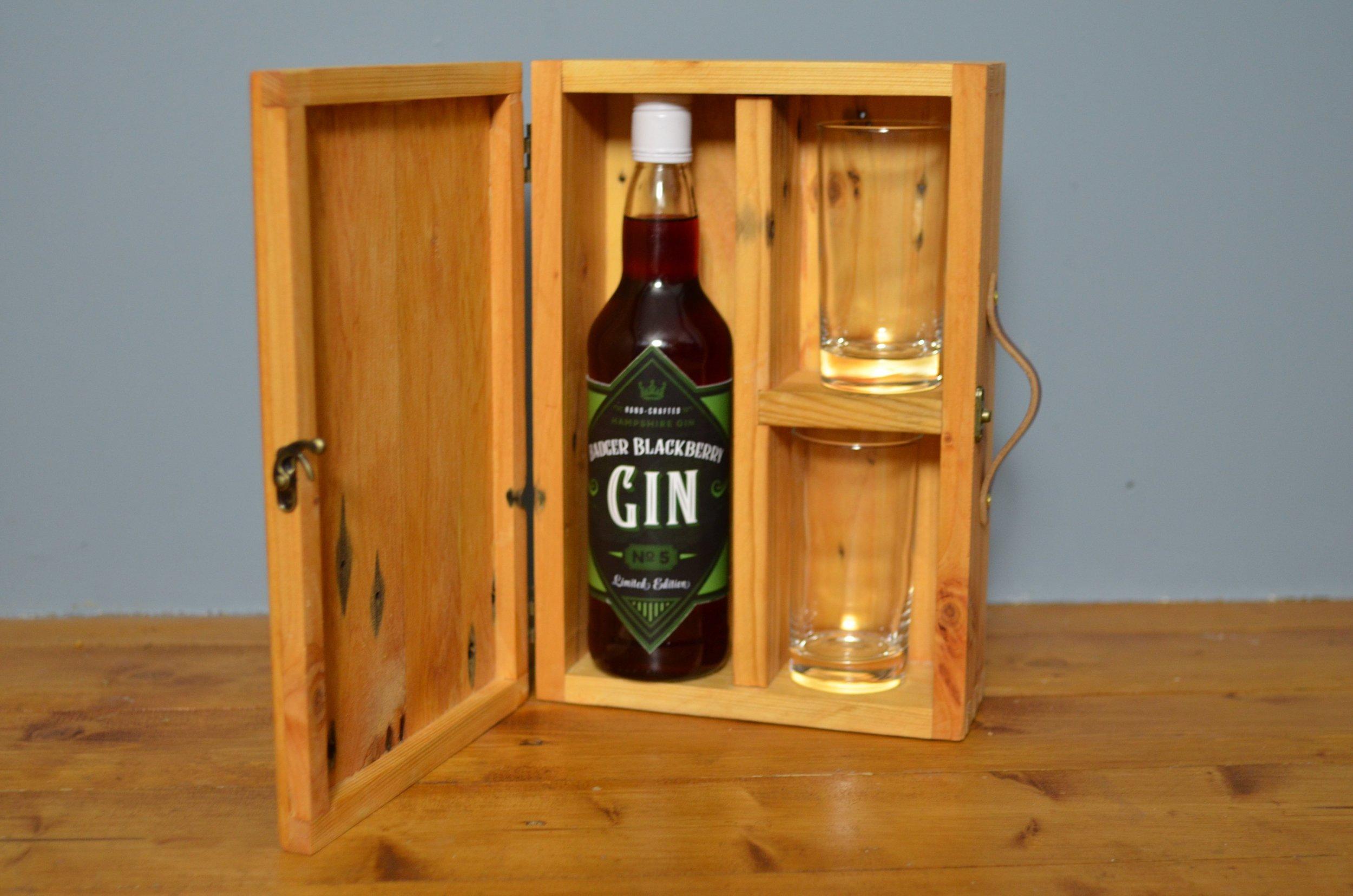 Gin / Whisky Box