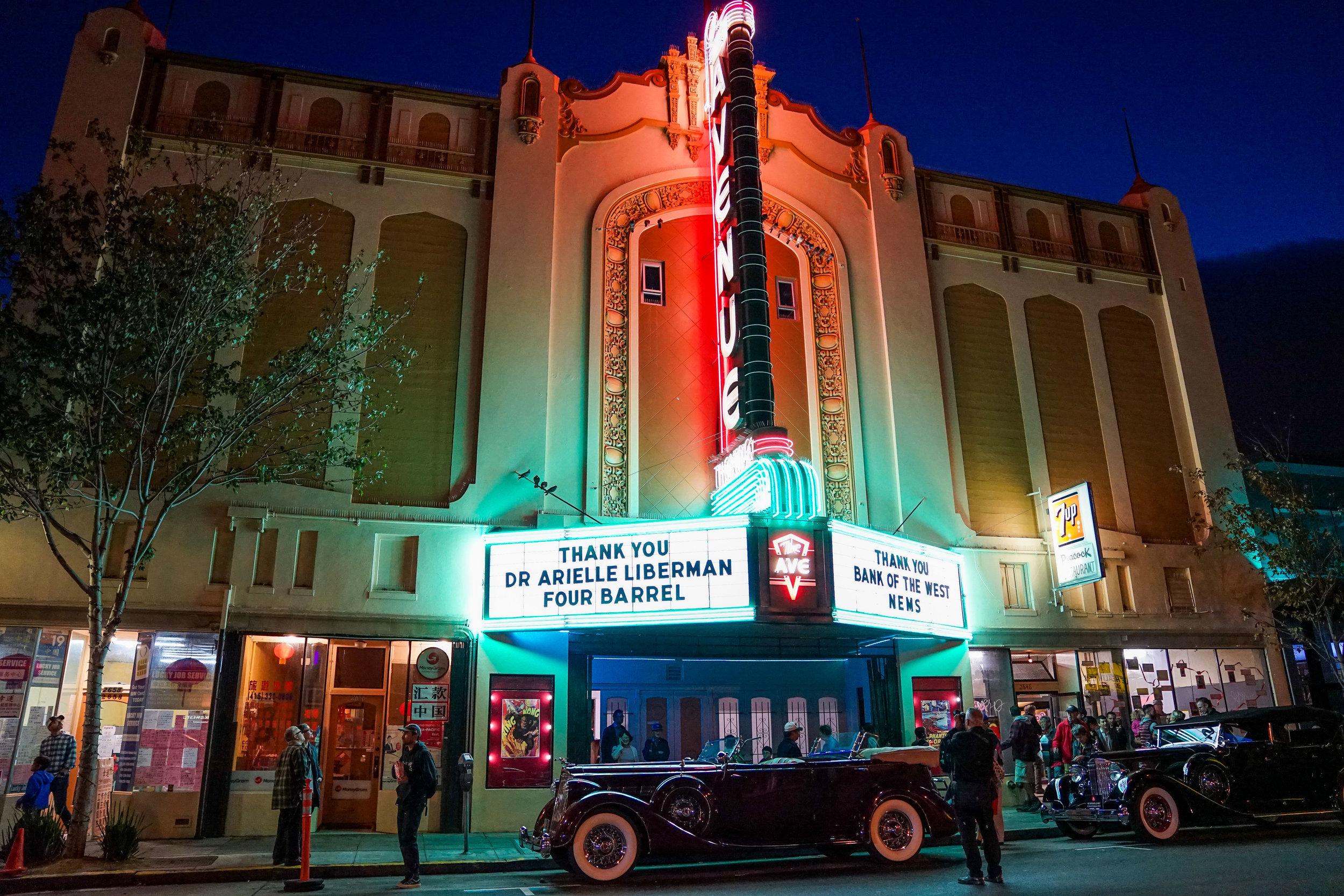 San Bruno Theater