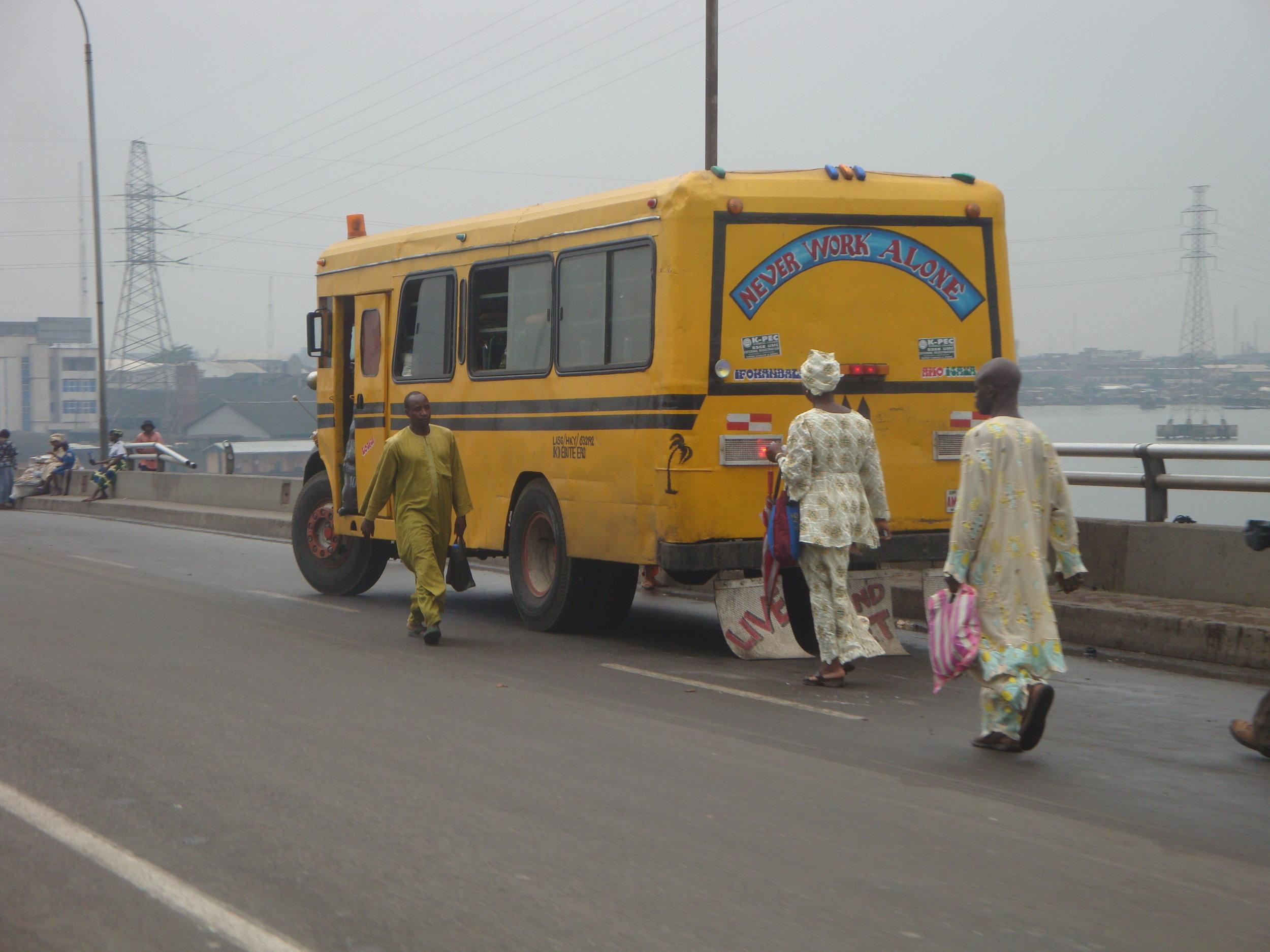 Molue Buses