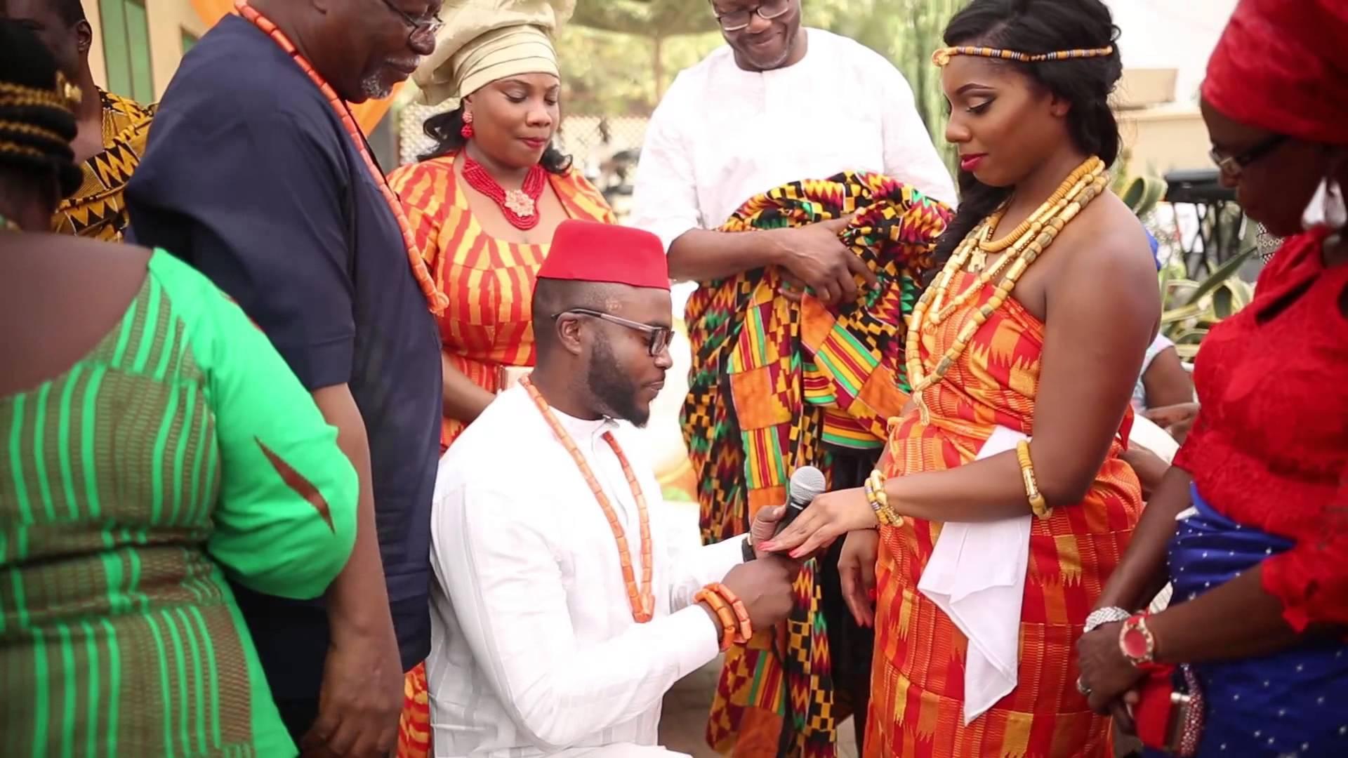 Igbo wedding