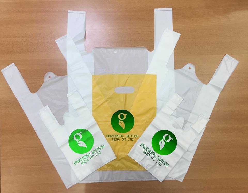 The Edible bags