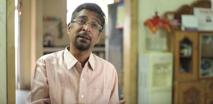 Founder Narayana Peesapaty.