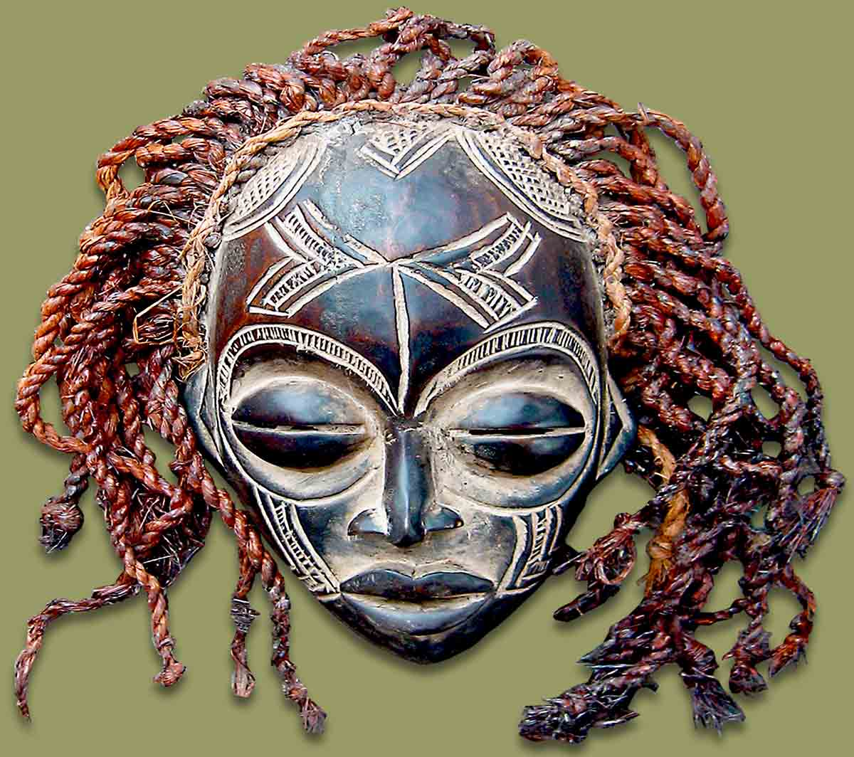 AFRICAN MASKS BY TRUDY JOHNSON