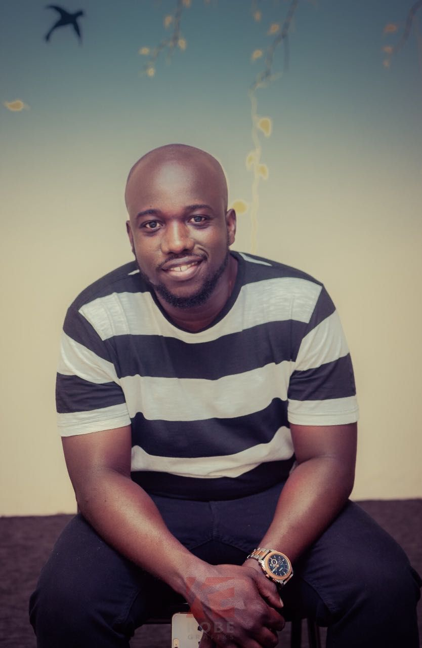 Kwamena Hazel (owner of Aeroshutter)