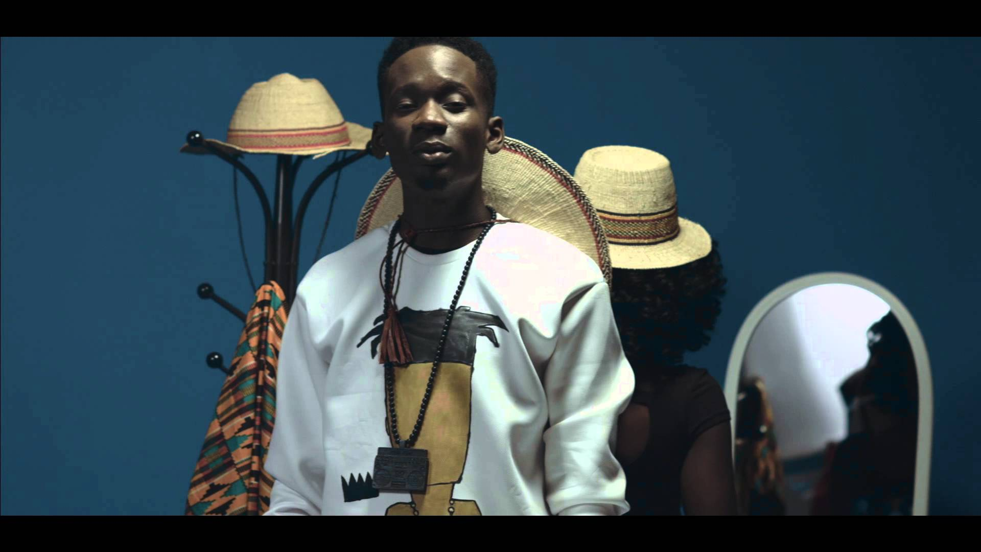 Nigerian Artiste, Mr Eazi // Source: Youtube