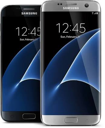 The Samsung Galaxy S7 and S7 edge