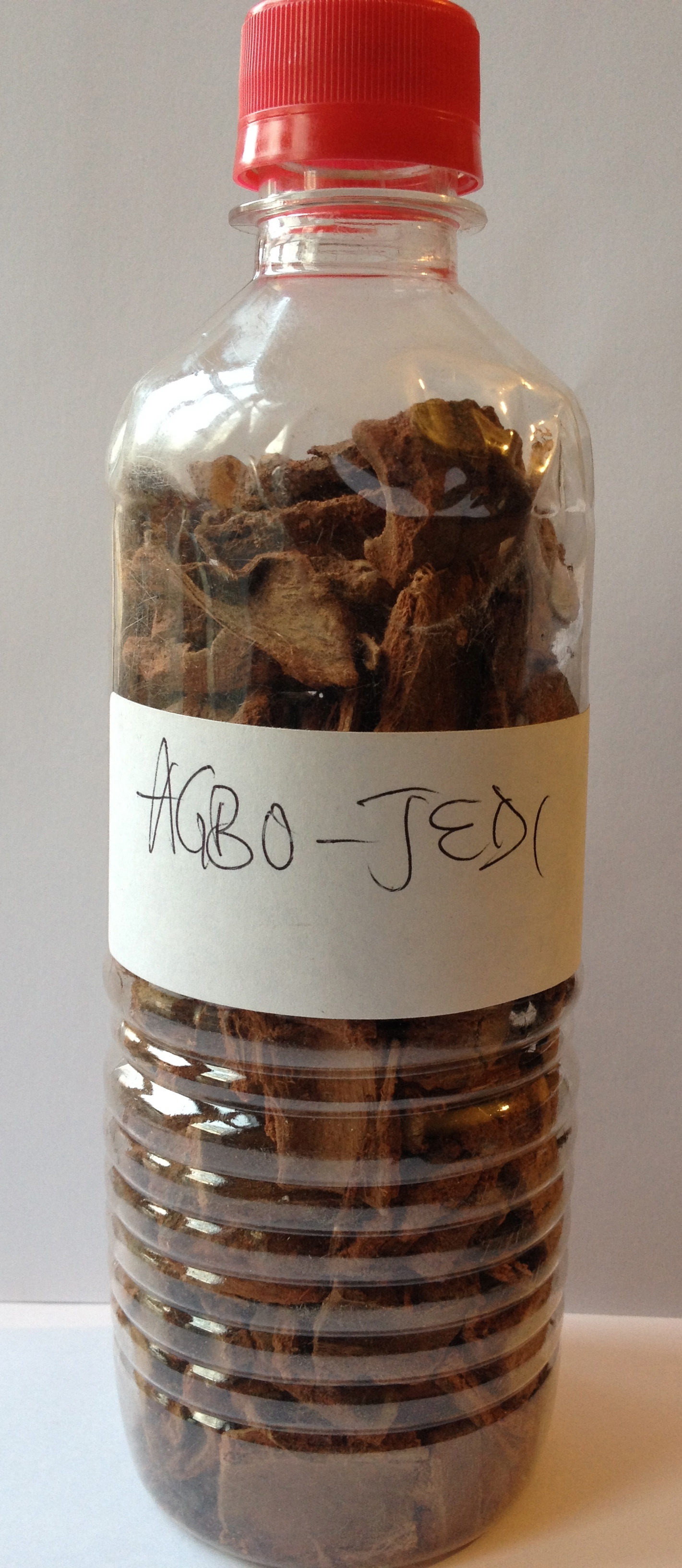 Popular Traditional Nigerian Herbal Drink, Agbo Jedi // Source: gloryroots.com
