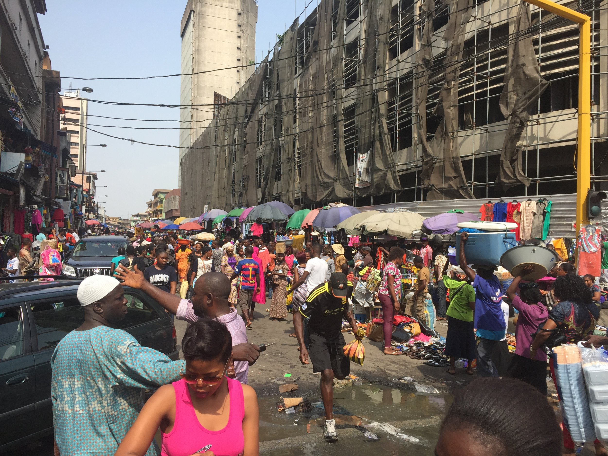 Balogun Market / Source: futureforeignpolicy.com