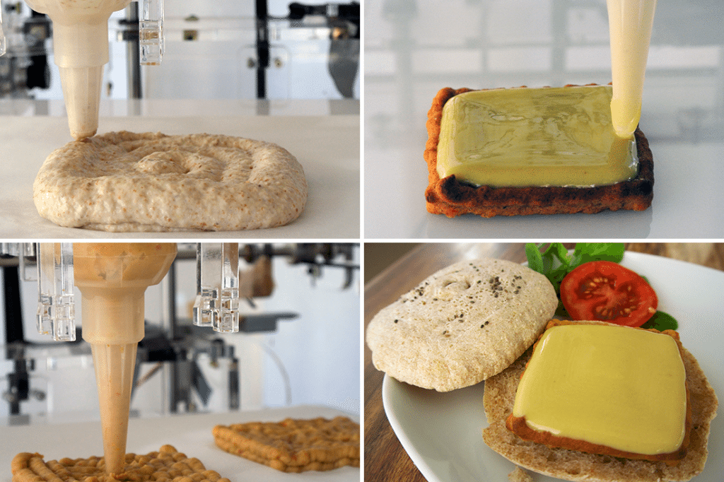 3D FOOD PRINTING IN BAKERIES