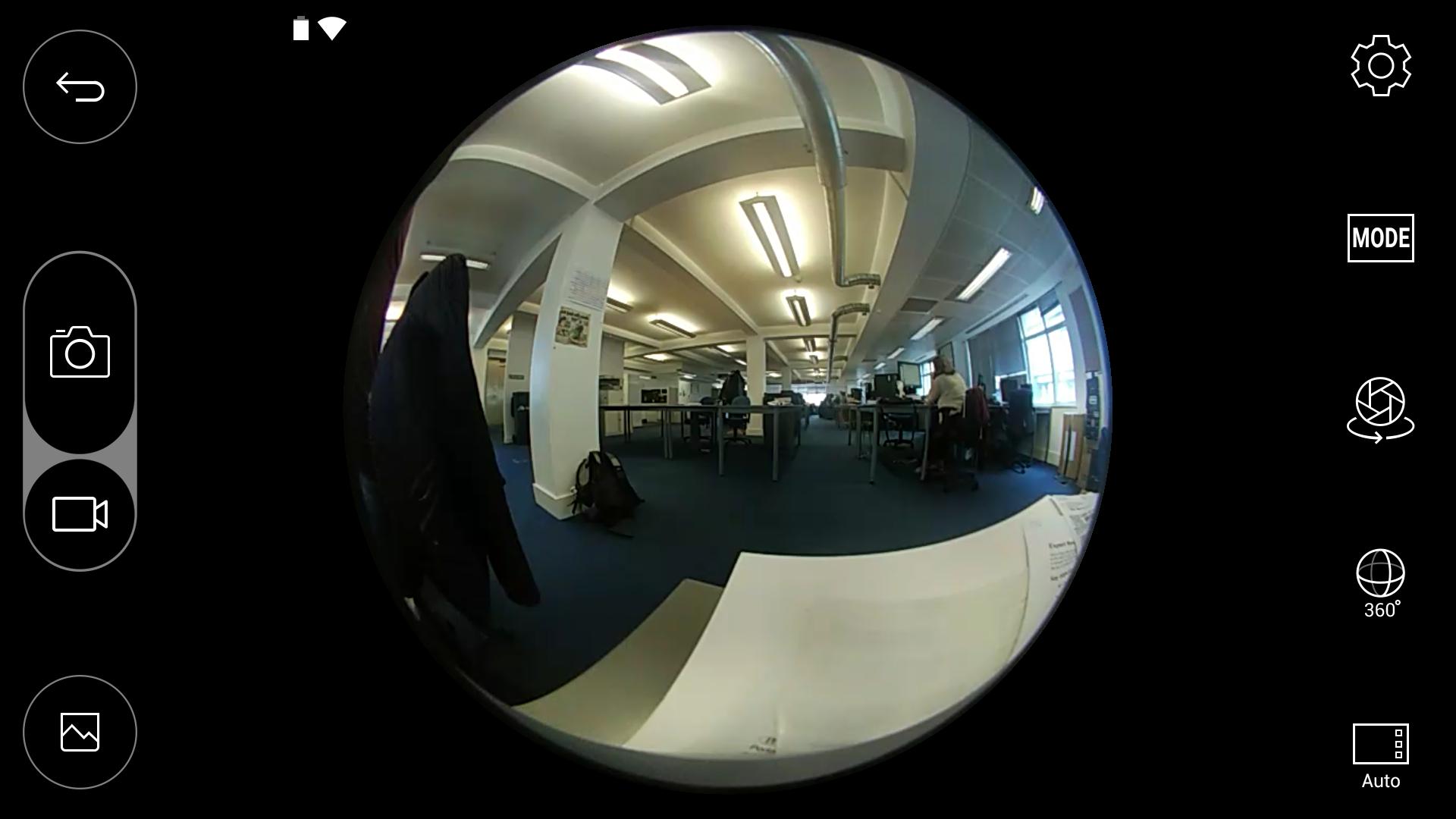 Video recording, Photo via .expertreviews.co.uk