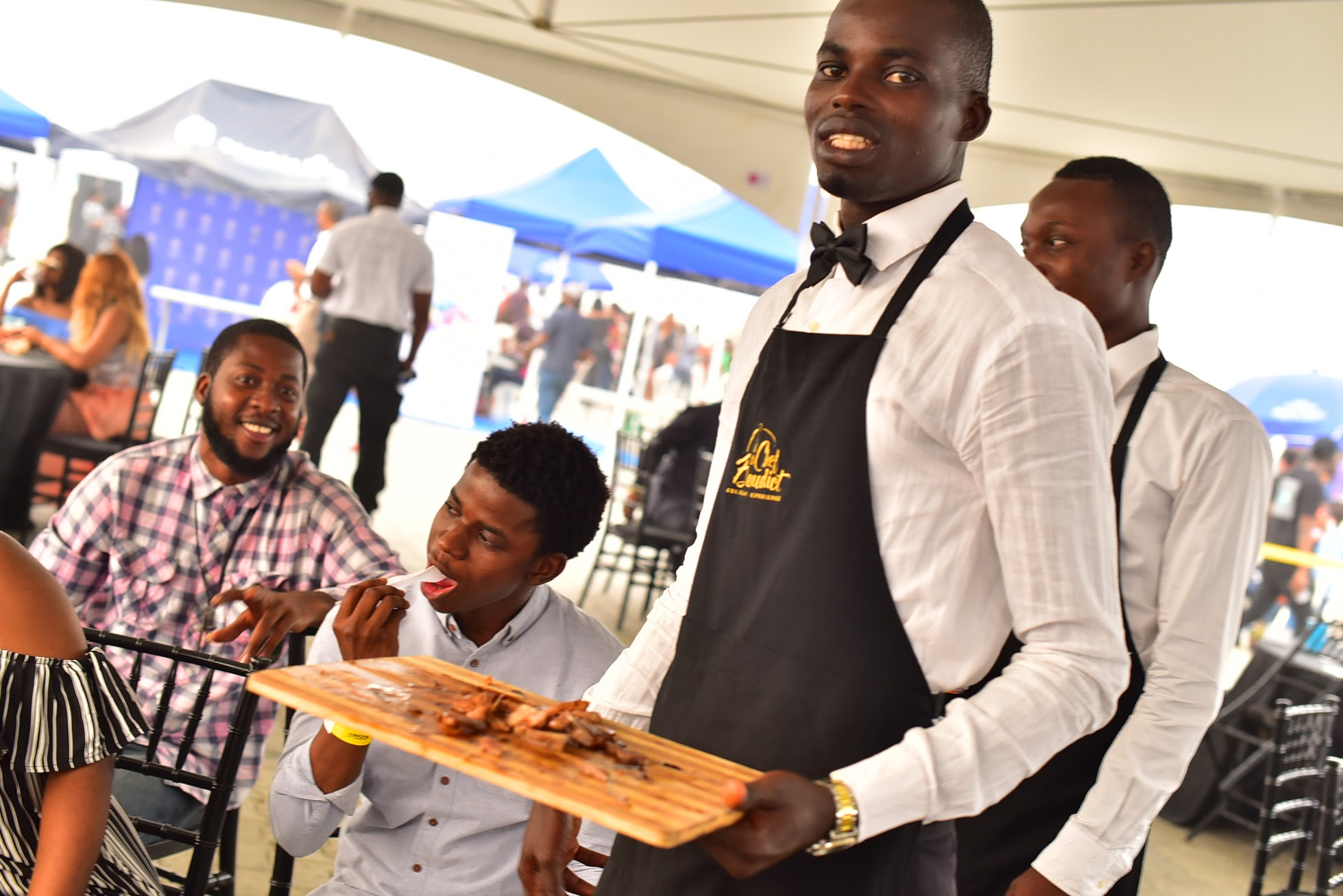 Eat Drink Festival / Photo via Star.ng