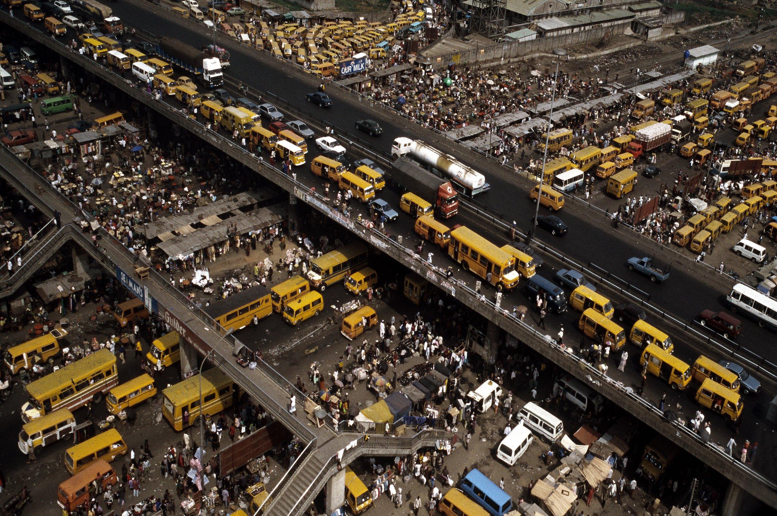 Ariel View, Lagos / Via lagos1city