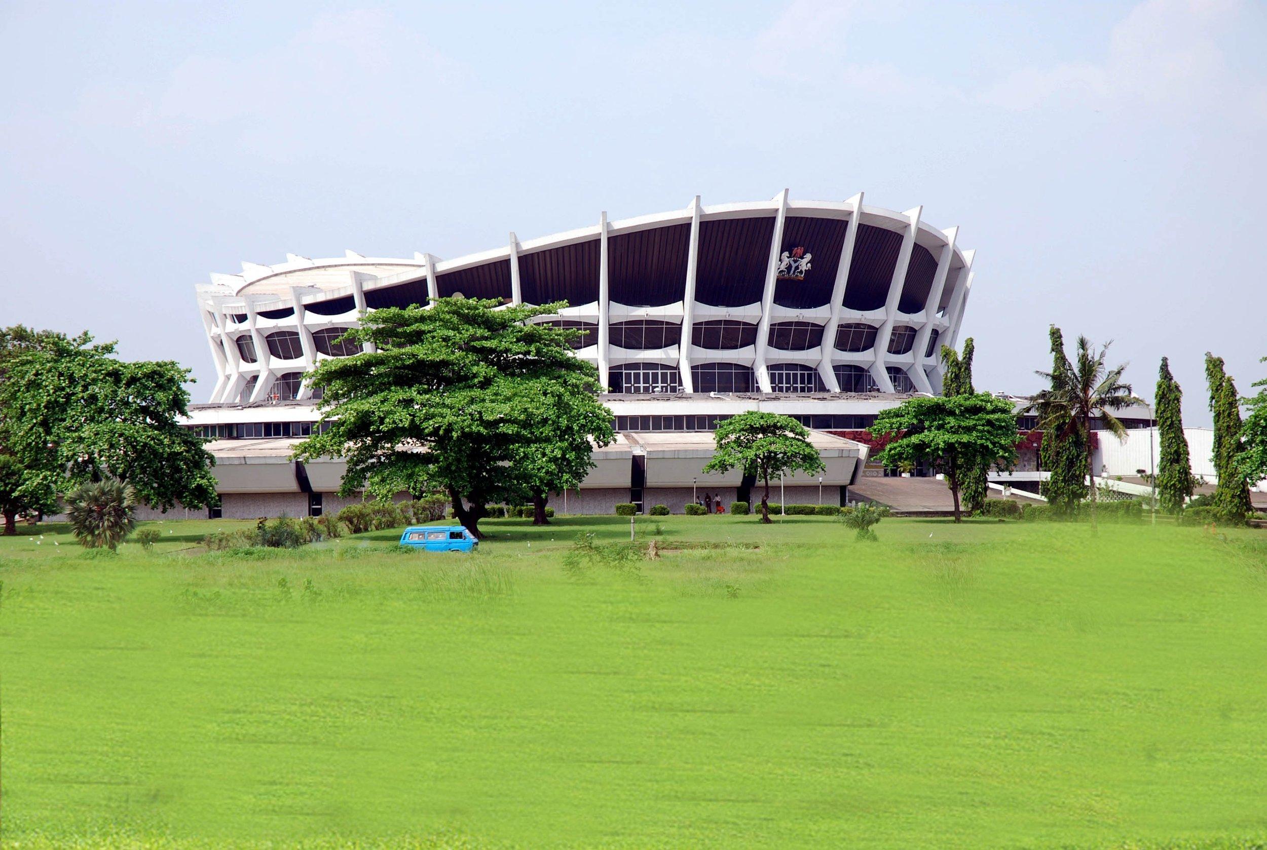 National Theater, Lagos / Via zikoko