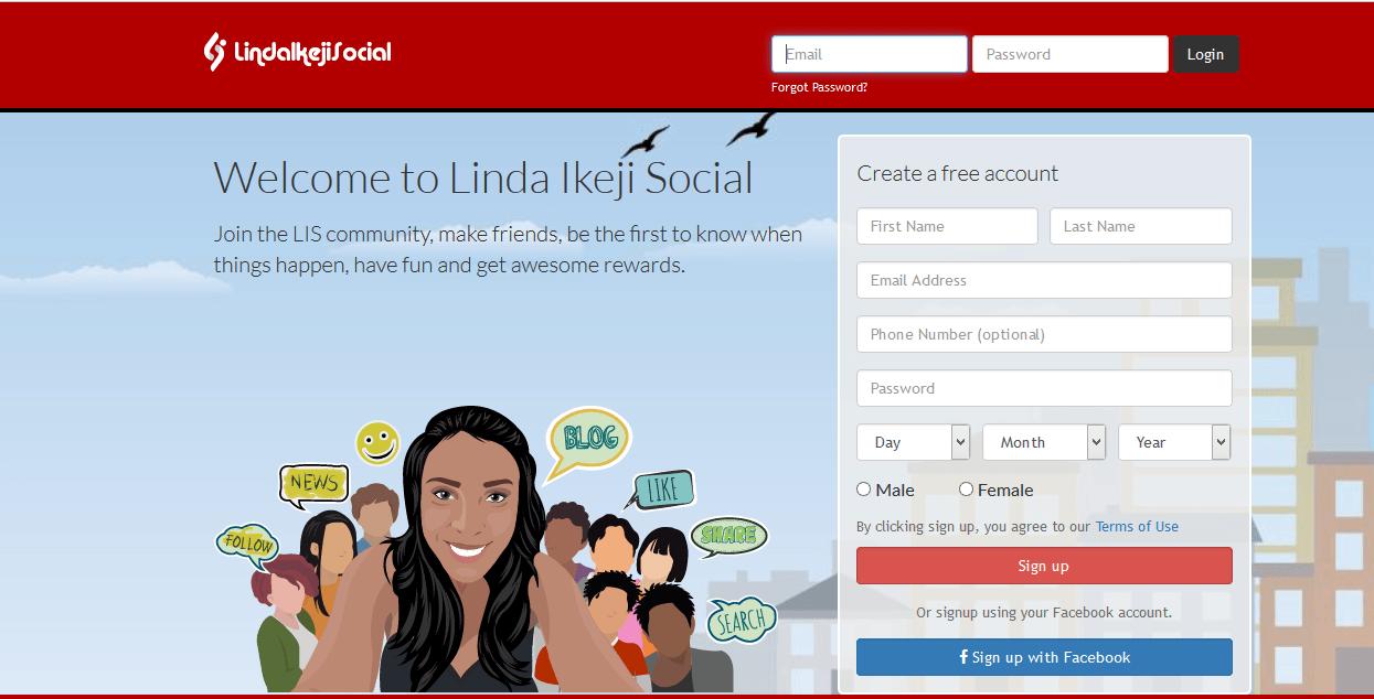 LIS Interface/ via lindaikejisocial