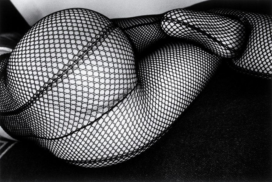 Tights, 2011, by Daido Moriyama