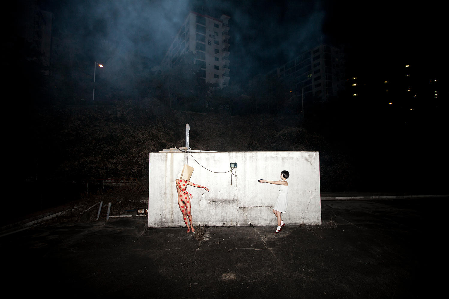32 from the At Night Series by  Yoon A Mi ,