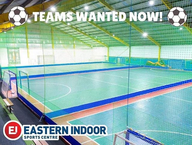 🚨 NEW Futsal Comps starting in the first week of March! 🚨Looking for players and teams now ⚽ Please get in touch or check out our website (link in bio) for more info 😄 #indoornetball #easternindoorsports