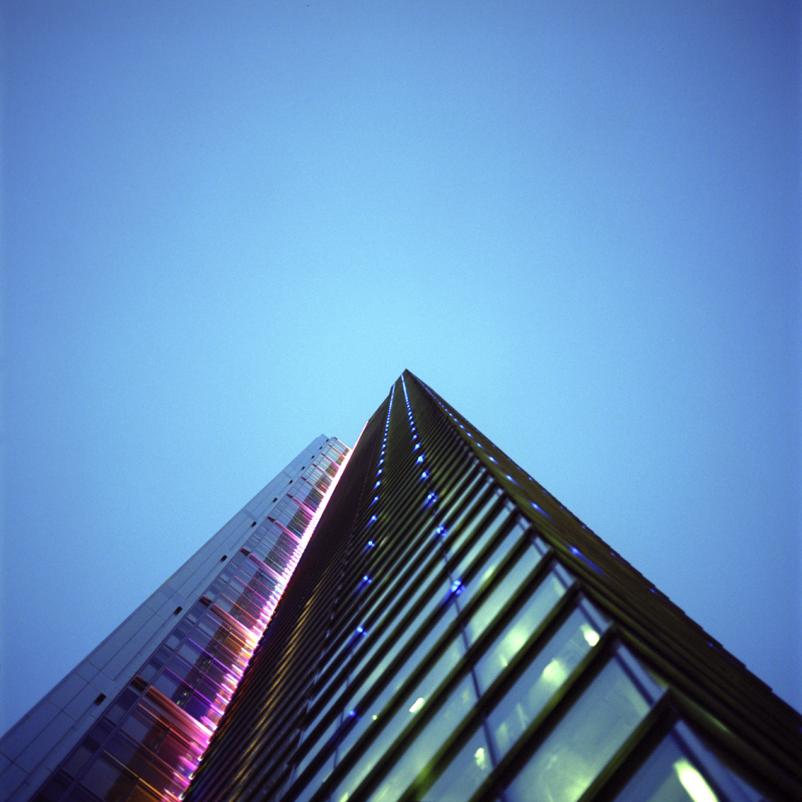 Heron Tower, The City of London