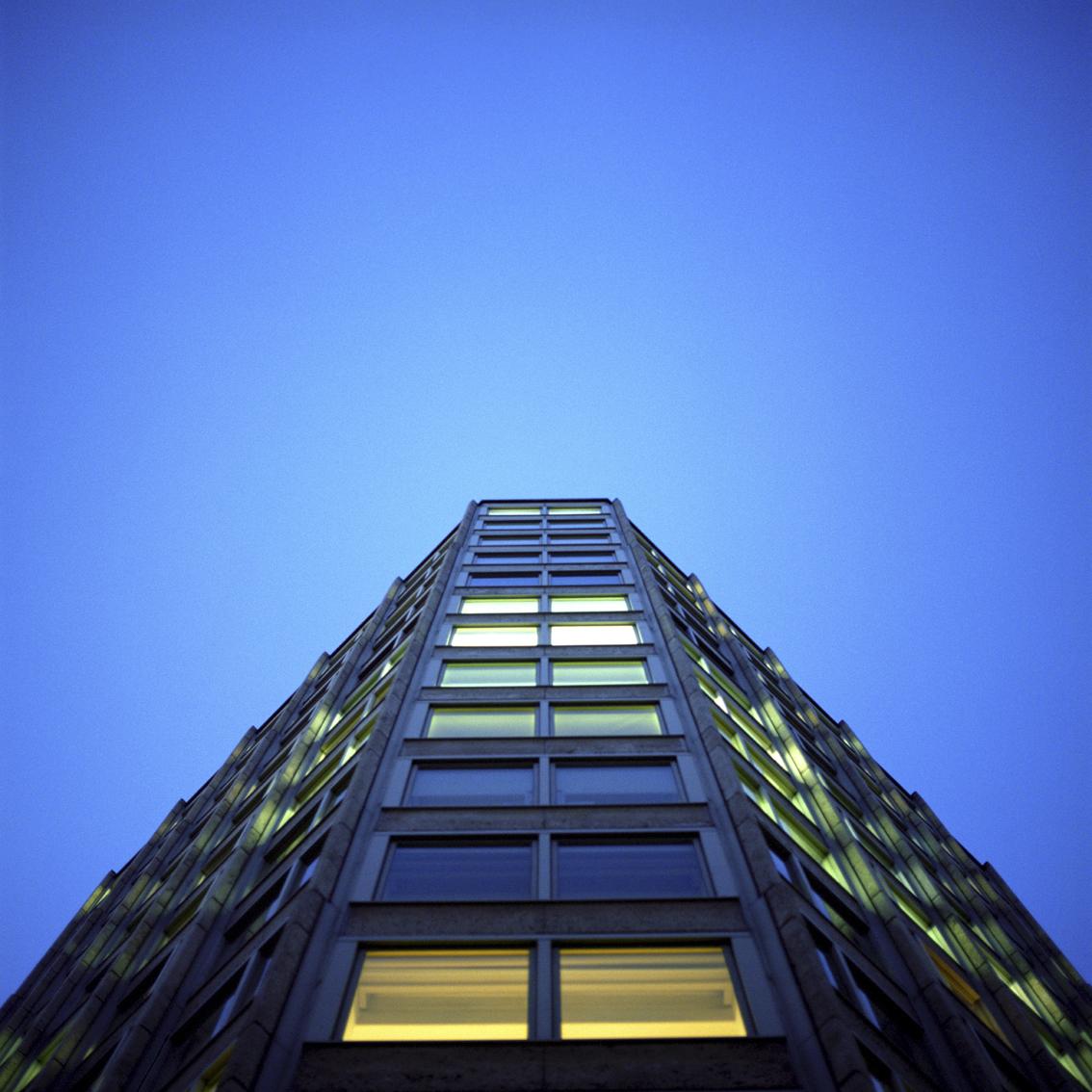 The Economist Building, St James'