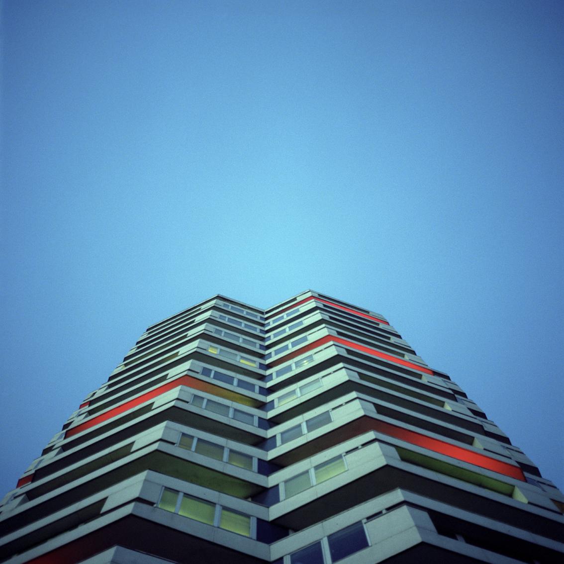 The NLA Building, Croydon
