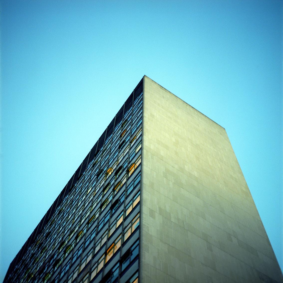 The Tower Building, Waterloo