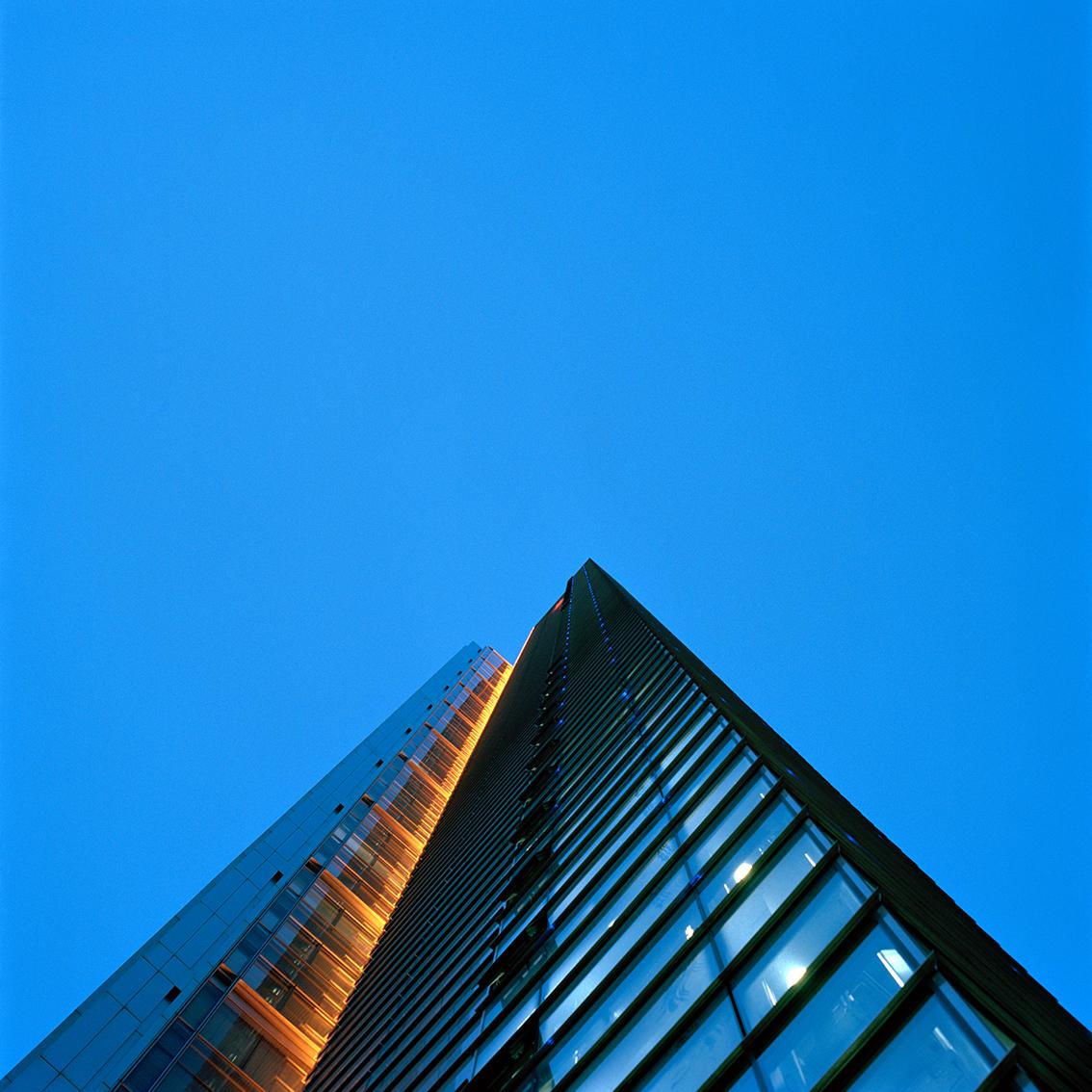 Heron Tower in London