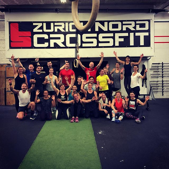 Happy #members , cool #sunday ♥️ @zurichnordcrossfit