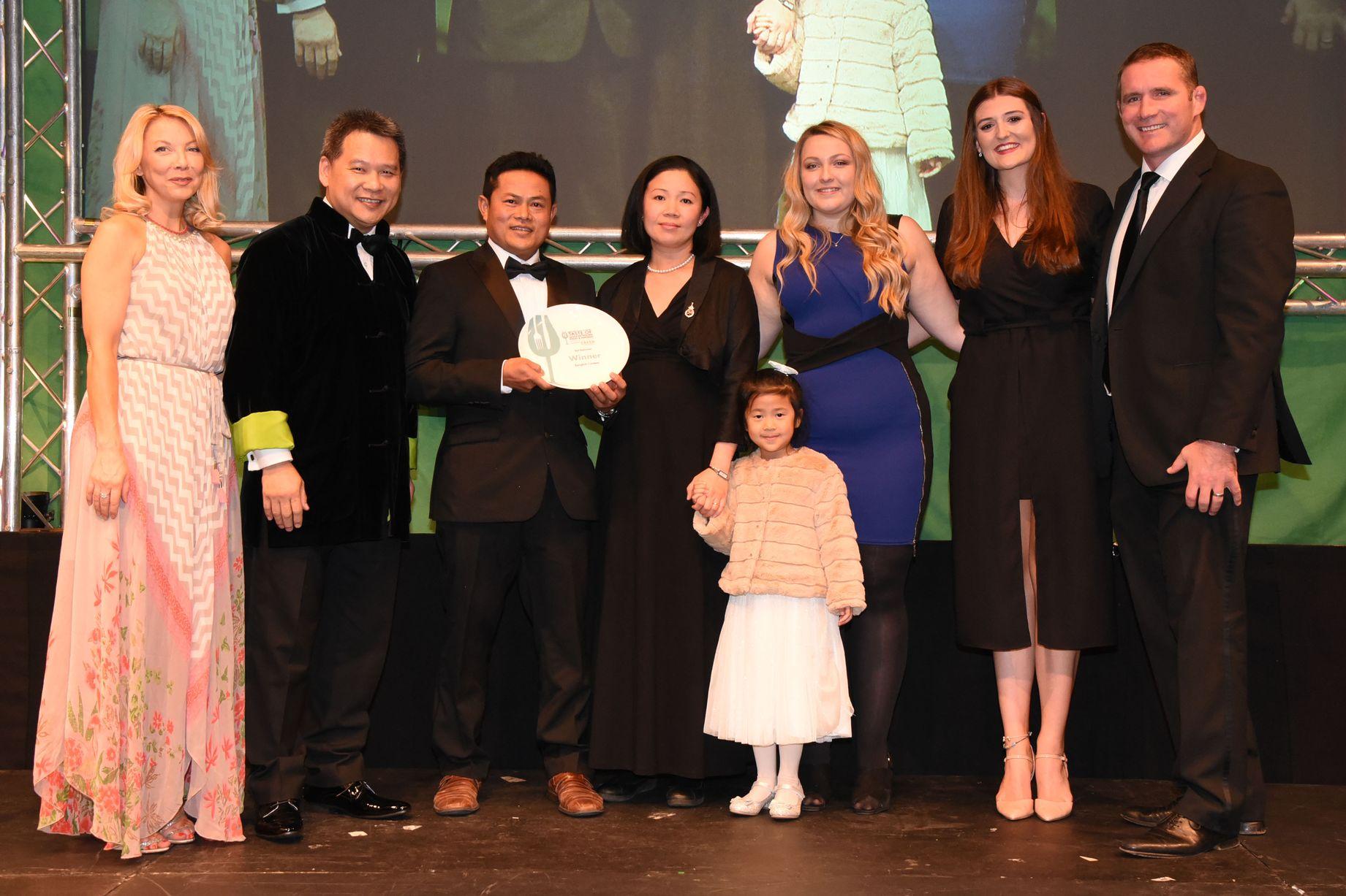 Taste of Gloucestershire 2017, Best Restaurant Winners - Bangkok Canteen, Gloucester