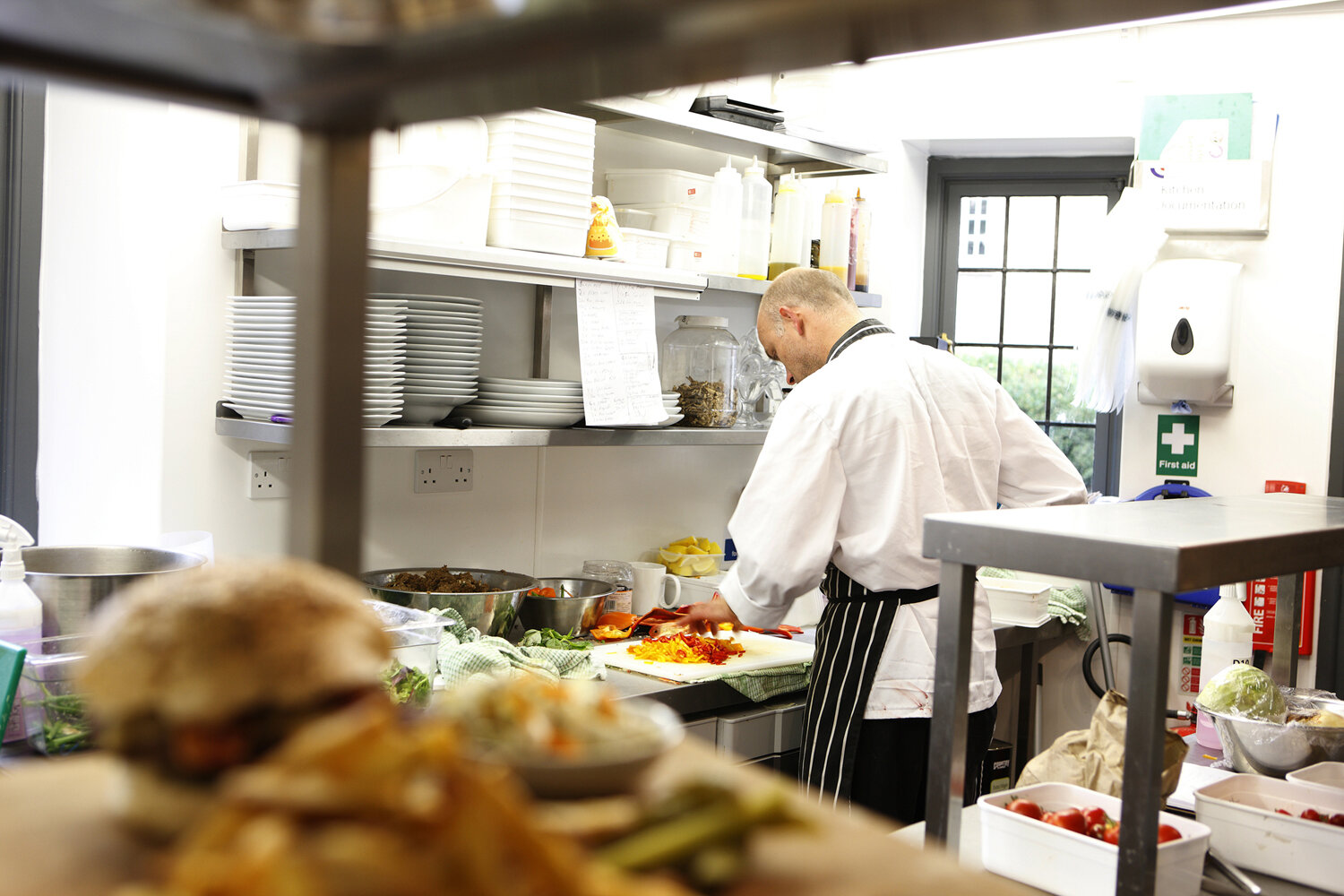 Commercial Kitchen Designers Target Commercial Induction