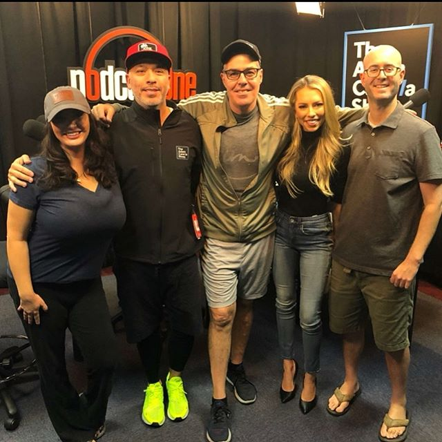 New episodes out NOW! The @adamcarolla Show with @jokoy @ginagrad @baldbryan and of course, Adam! Check out this link or Swipe Up in Instagram Story: https://adamcarolla.com/jo-koy-and-lindsay-mccormick/