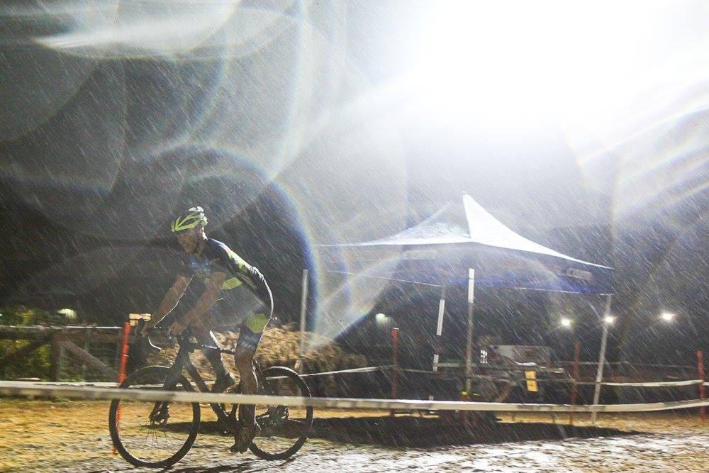 So it rained last night.  Photo by Chris Jennings