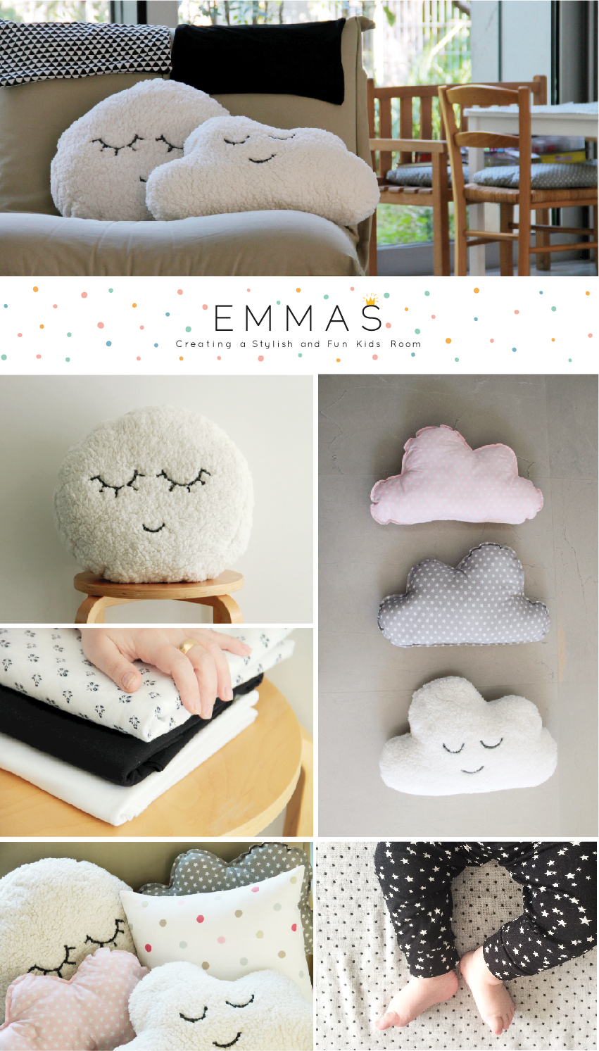 Emma's Story Nursery Decor