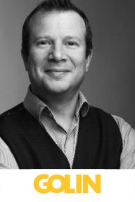 Jonny Bentwood Global Head of Data & Analytics