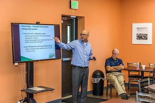 Glenn Barrett, DC Engineering, presents a case study