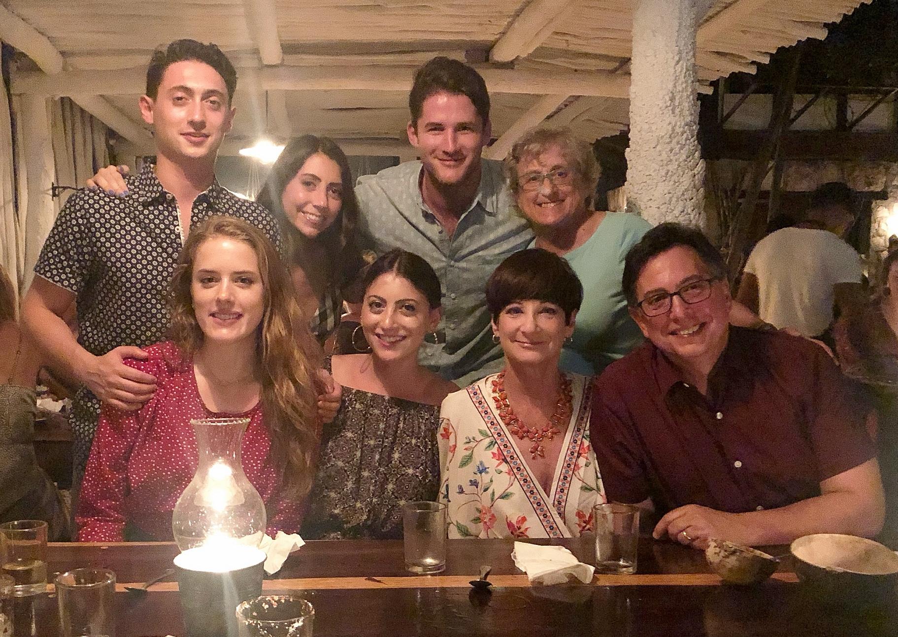 Our crew in Tulum, Mexico