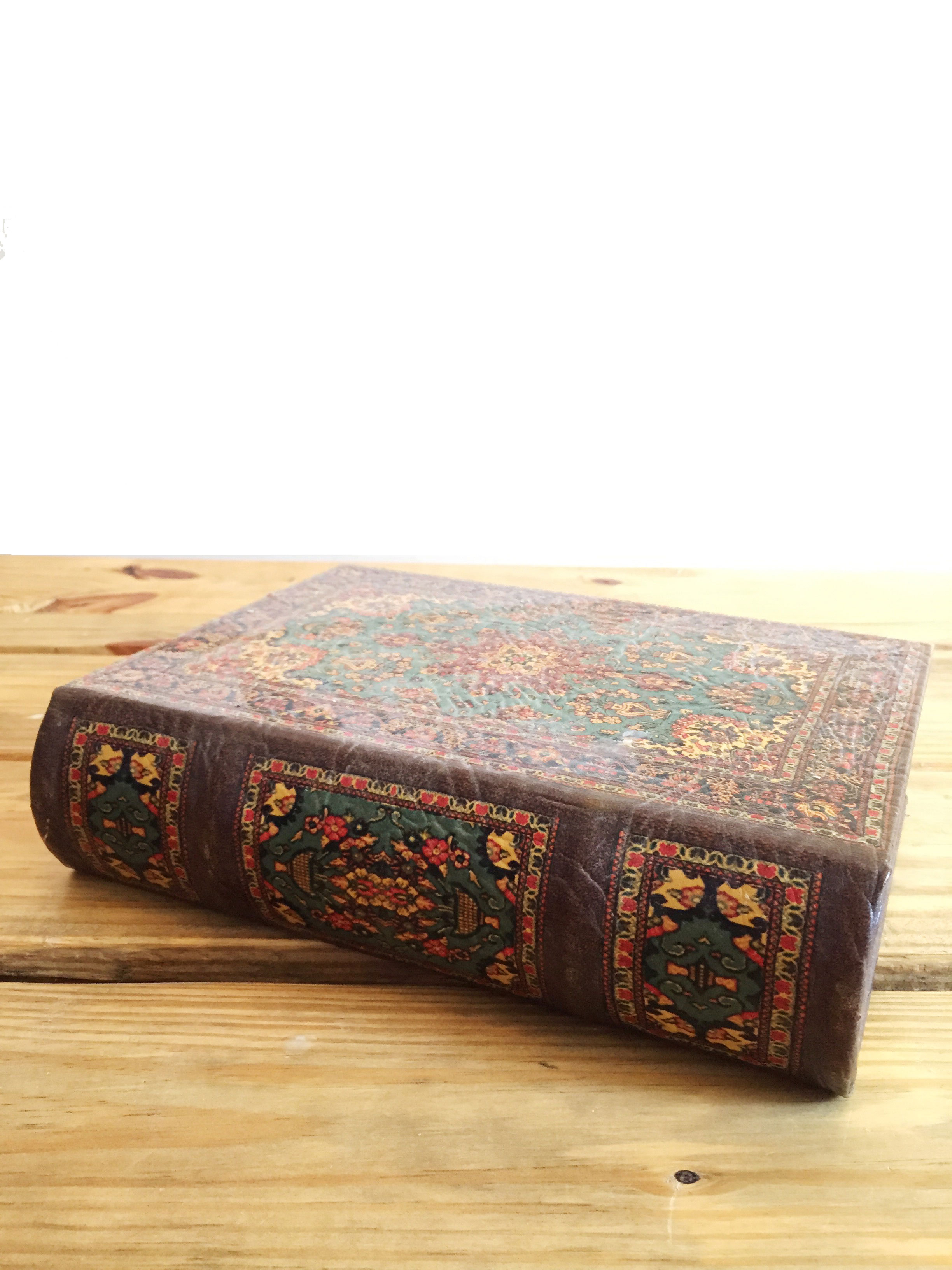 Vintage Centerpiece Book