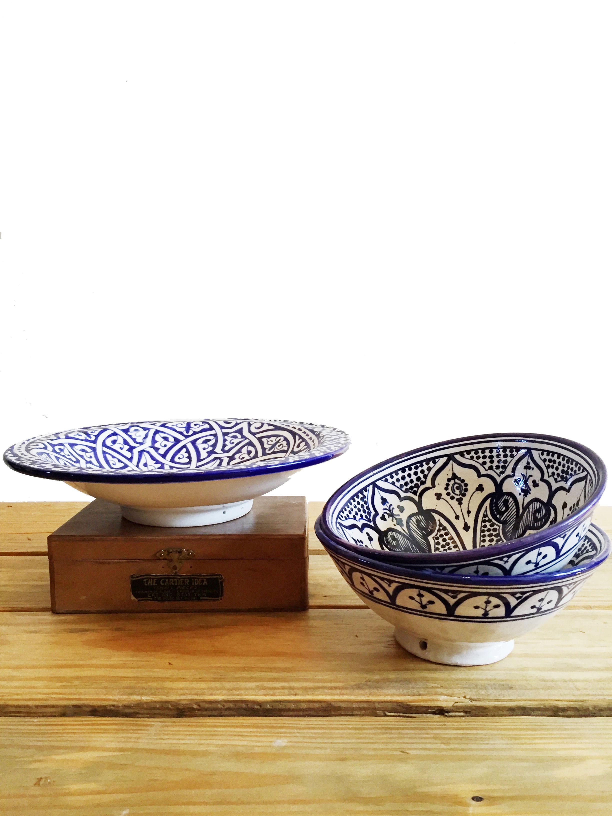 Moroccan Bowl Set