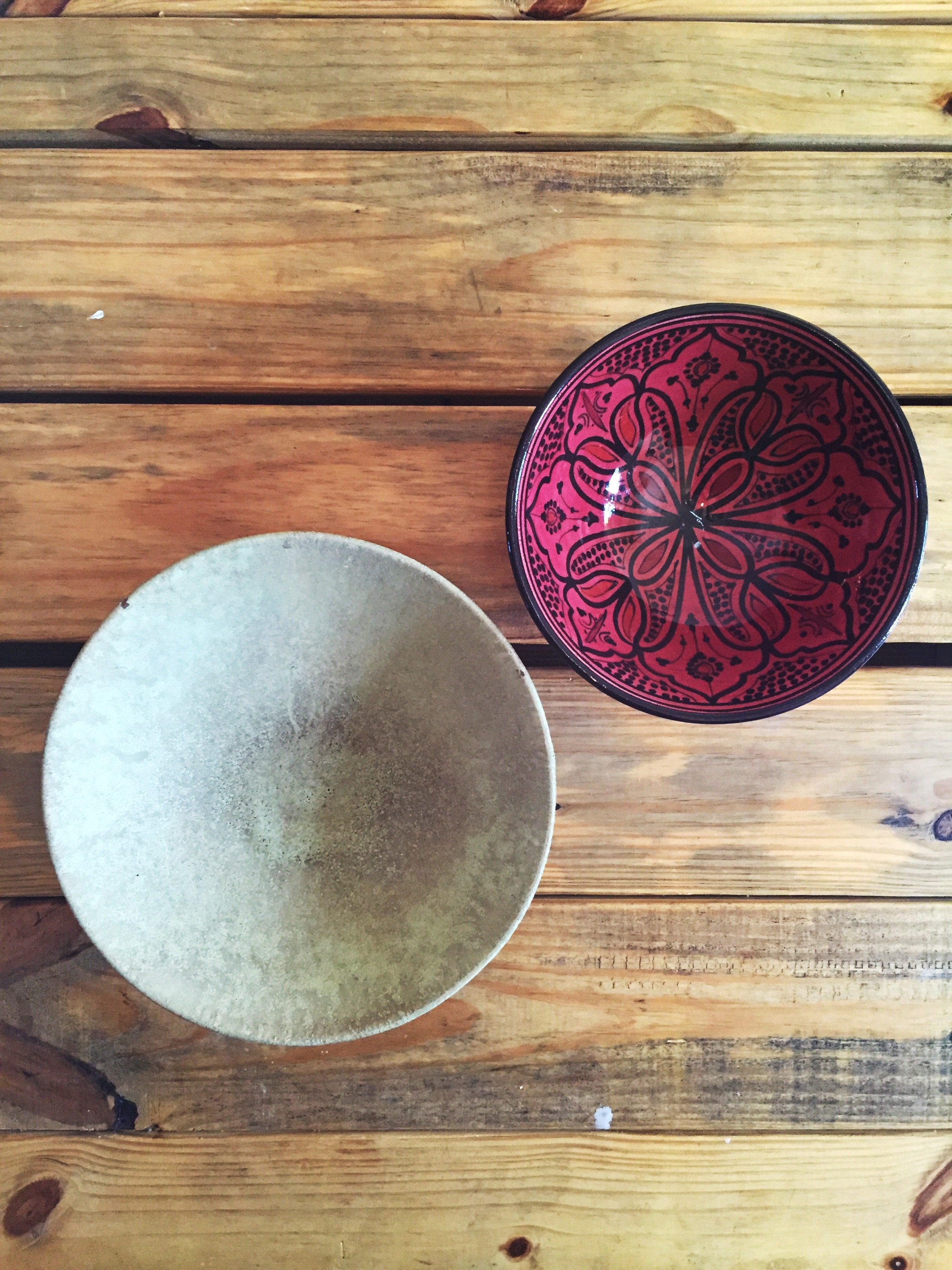 Assorted Bowl Set