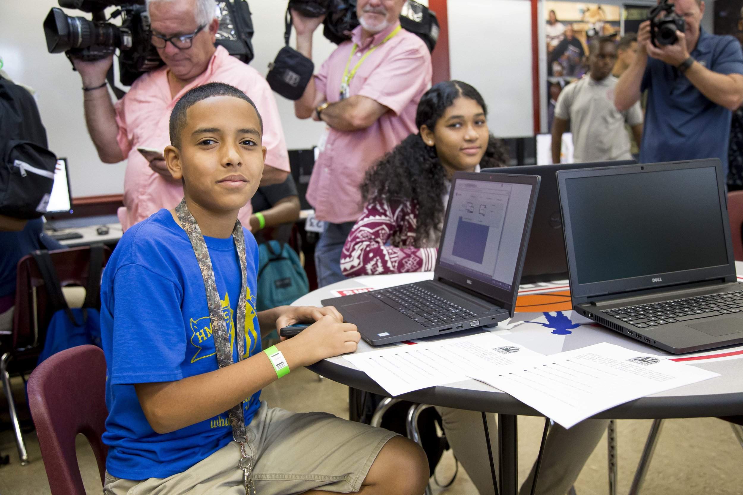Ray Allen Computer LabHorace Mann Middle05_11_2017Jimmy Abraham_MDCPS_67.jpg