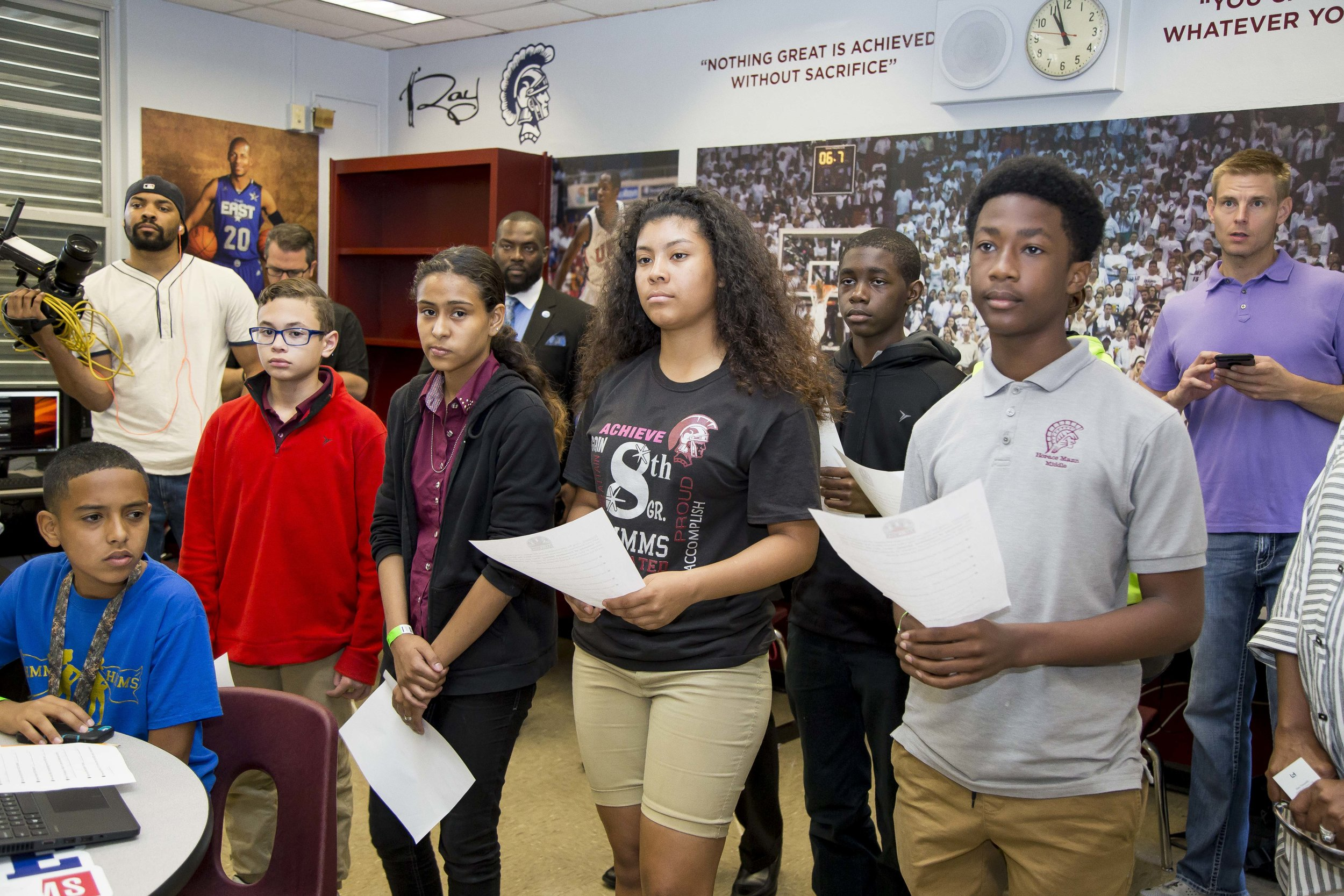 Ray Allen Computer LabHorace Mann Middle05_11_2017Jimmy Abraham_MDCPS_109.jpg