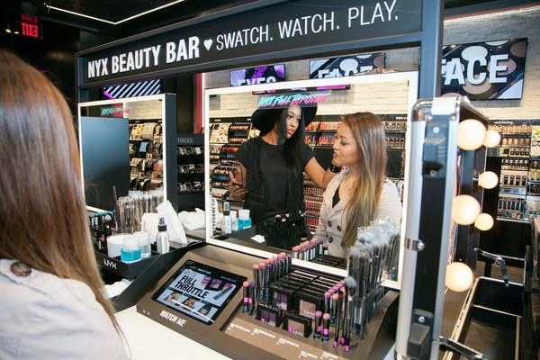 NYX salones de belleza