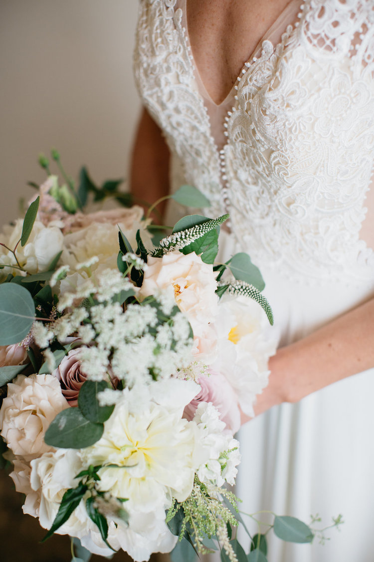 Golf Club boston wedding bridal bouquet detail dahlia roses blush white.jpg