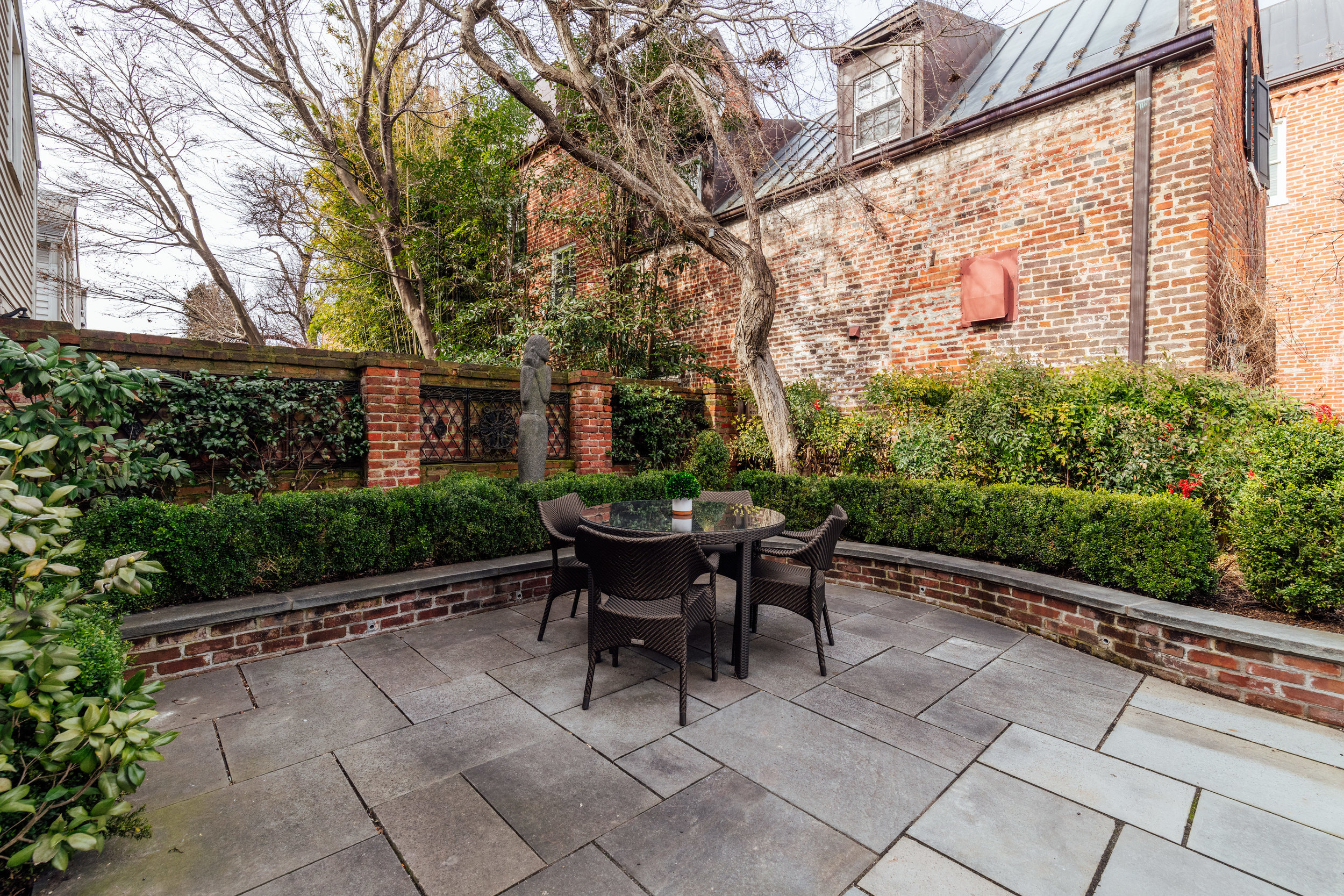 Professionally Landscaped Garden