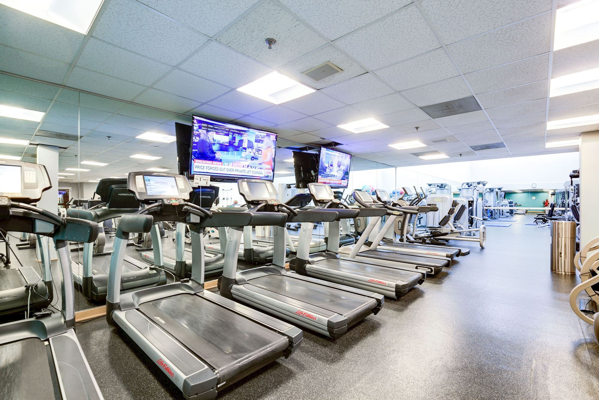 Exceptional Fitness Center