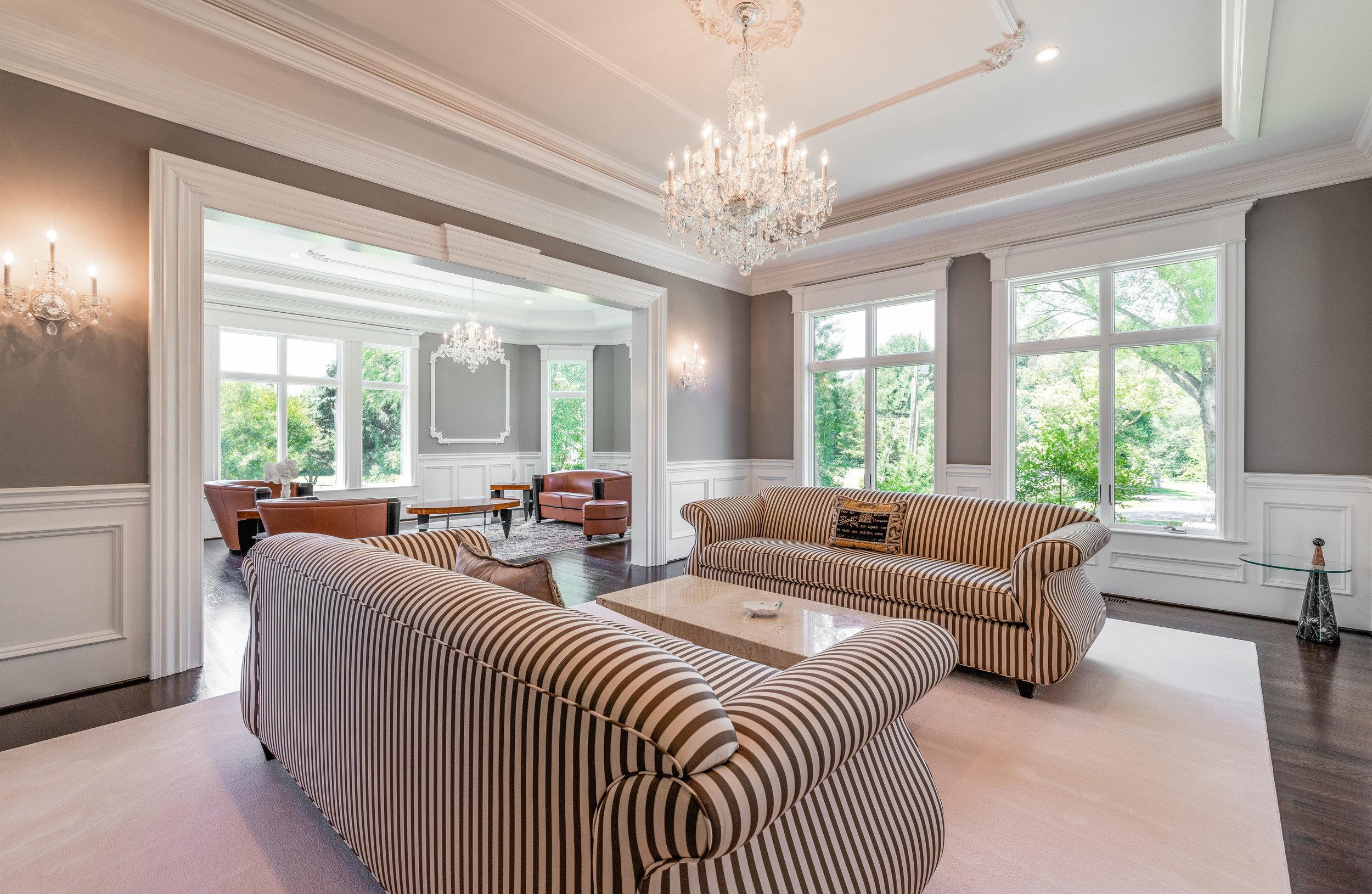 Distinguished Living Room